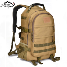 цена на Men Backpacks Outdoor Sport Military Tactical Climbing Mountaineering Backpack Camping Hiking Trekking Rucksack Travel Women Bag