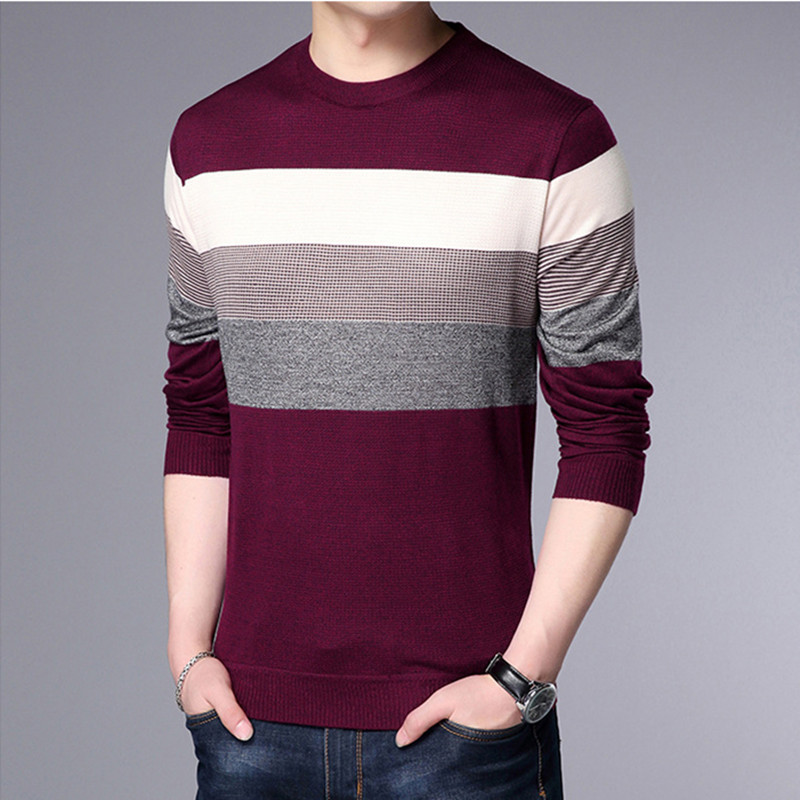 2019 Sell Like Hot Cakes 2017 Autumn Outfit New Men Sweater Sweater Fashion Men Turtleneck Sweater City Boy A Turtleneck Sweater