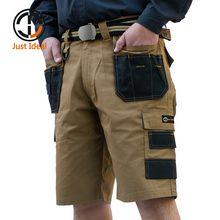2020 homens calções tático militar oxford rip stop à prova dwaterproof água curto multi bolso calças dos homens verão bermudas plus size id625