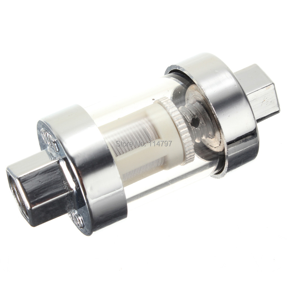 Universal Motorcycle Car Glass Inline Fuel Filter 1/4'' 5/16'' 3/8'' 6 8  10mm-in Oil Filters from Automobiles & Motorcycles on Aliexpress.com |  Alibaba ...