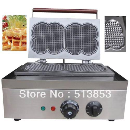 Hot Seeling Lolly Waffle Machine With 110V & 220V lolly star пальто