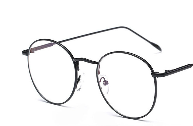 a7104eafa 2018 town soul Zhu Yilong Shen Wei with glasses metal glasses frame retro  plane mirror can be equipped with myopia frame.