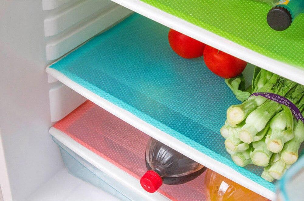 Холодильник коврик холодильник противообрастающих морозостойкость Водонепроницаемый Мат дом принадлежности Подставка для столовых приб...