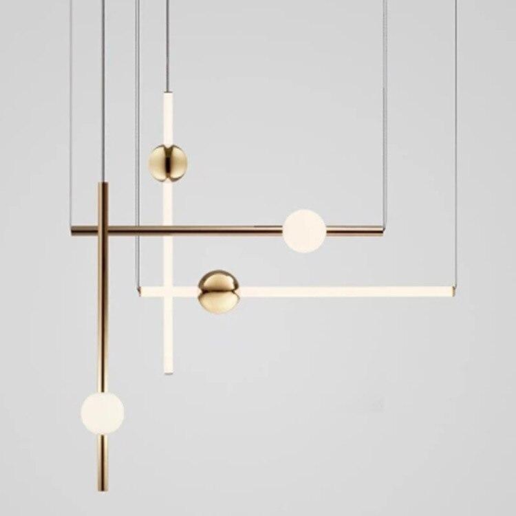 Винтаж magic висит свет стильный сфера мяч промышленные Лофт железная переносная лампа Черное золото дерево классический современный светод