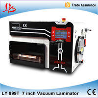 No Tax LY 899T 5 In 1 OCA Buit In Vacuum Pump Bubble Remover And Air