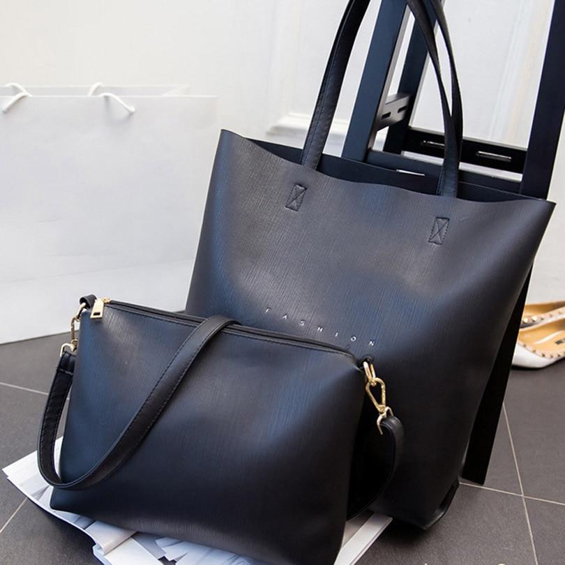 Online Get Cheap Big Black Womens Handbag -Aliexpress.com ...
