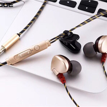 3.5mm Wired Control Earphones In Ear Sport Headsets Good Quality Stereo Music Ea