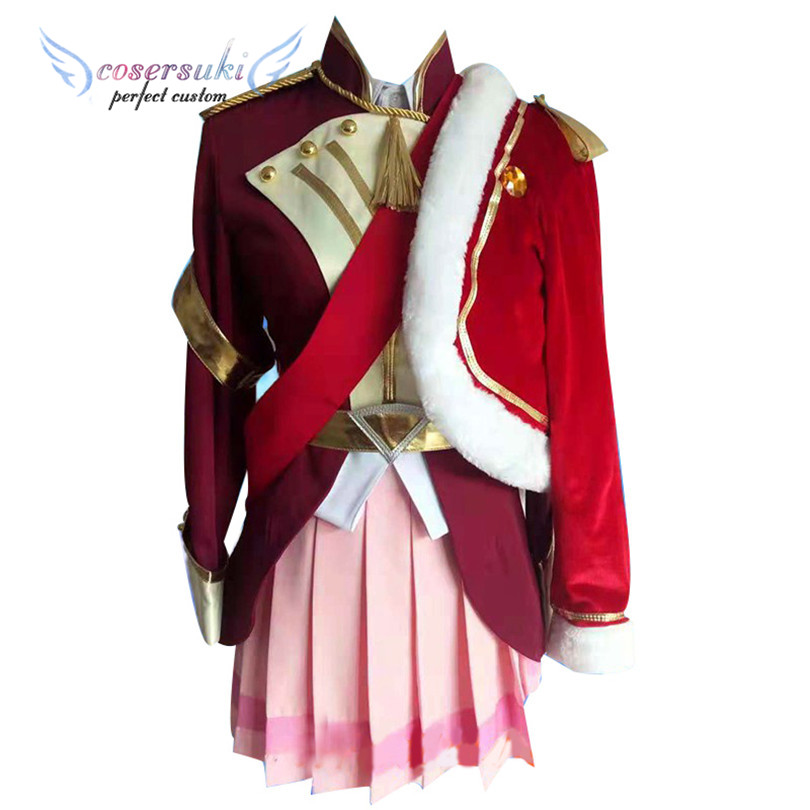 Revue Starlight Kaoruko Hanayagi Cosplay costume Stage Performence Clothes Perfect Custom for You