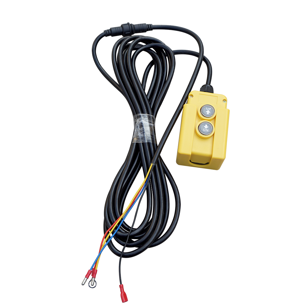 Dump Trailer Control Switch Wiring Trusted Diagrams Diagram For Hydraulic New 4 Wire Remote Fits Double Acting Pump
