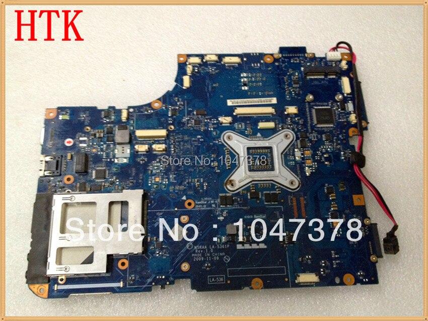 Original LA-5361P NSKAA L10 motherboard for A500 A500D L500 notebook K000093550 laptop motherboard support I7 HDMI DDR3