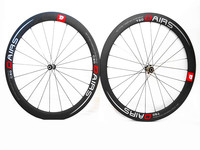 road carbon wheels DAIRS 50mm wheels 3K matte 700C tubular wheelset bike wheelset 511/512 husb bicycle wheel 20 24H sapim cx