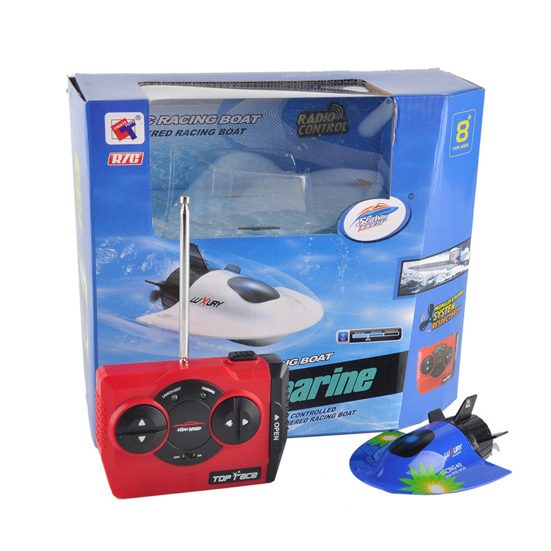 Flight Tracker 27 Mhz High Speed Radio Elektrische Mini Tourist U-boot Kinder Kinder Radio Schaffen Racing Rc Boot Spielzeug Fernbedienung Boot Reich An Poetischer Und Bildlicher Pracht Fernbedienung Spielzeug