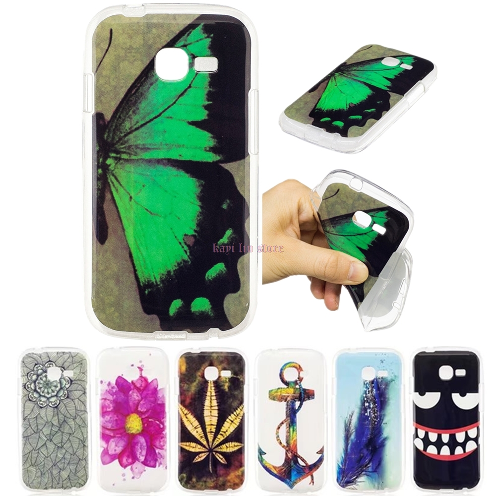 Painting Tpu Phone Case For Samsung Galaxy Star Plus Duos S7262 Pro Sansung Gt