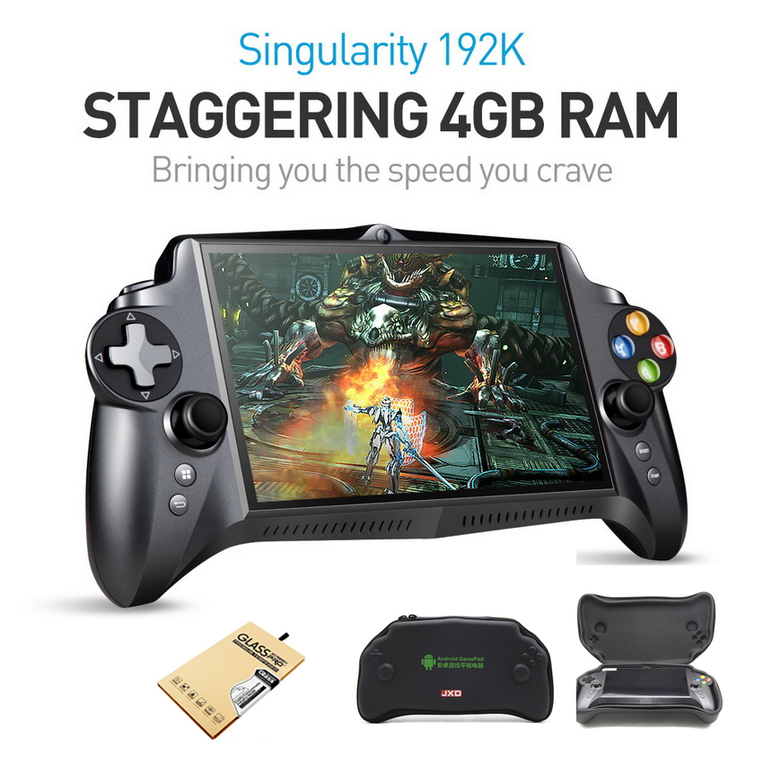 S192K 7 inch 1920X1200 Handheld Game Player New GamePad Android 5.1 Tablet PC TV Video Game Console HDMI 18 simulators/PC Game(China)