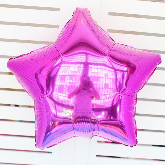 10pcs/lot 18inch Star Balloons Birthday Wedding Party Decoration Baloon Baby classic Toys for Children Boys Girls