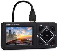 HD60/D720 Video Recorder Record Full HD Videos HD Video Capture Box Ultimate Capture Video from HDMI, RCA, VHS, VCR, DVD, screen