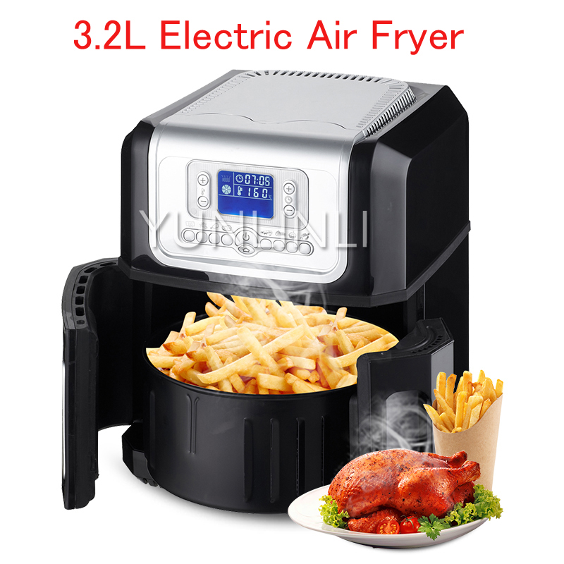 3.2L Electric Air Fryer / Automatic Fryer / French Fries Machine Household Deep Fryers XK301 пуф french fries