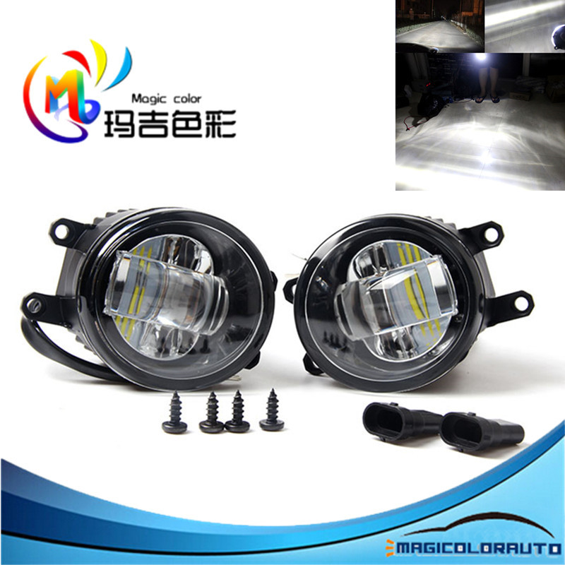 DRL Daytime Running Light Led Fog Lamp Fit For Toyota Corolla Camry RAV4  Previa Avanza AXIO Yaris Vios Vitz Premio In Car Light Assembly From  Automobiles ...