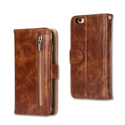 HAISSKY Case For iPhone XS Max XR Leather Case iPhone X 8 7 Plus 6 6s Plus 5 5S SE Wallet Card Luxury Flip Cover Stand Fundas 3