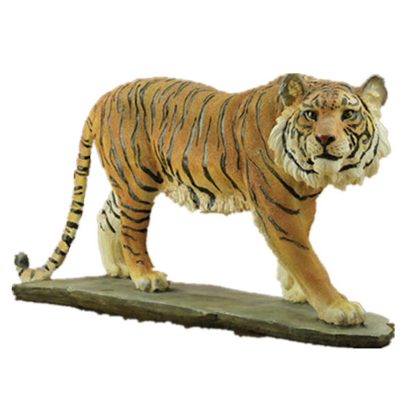 44CM Feng Shui Tiger Bust Figurine Animal Statue Art Sculpture Colophony Crafts Home Decorations Creative Gift R52344CM Feng Shui Tiger Bust Figurine Animal Statue Art Sculpture Colophony Crafts Home Decorations Creative Gift R523