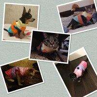 Новинка 2018 года кошка одежда Одежда для собак пальто зоотоваров куртка три цвета Теплая Одежда Щенок костюмы JP