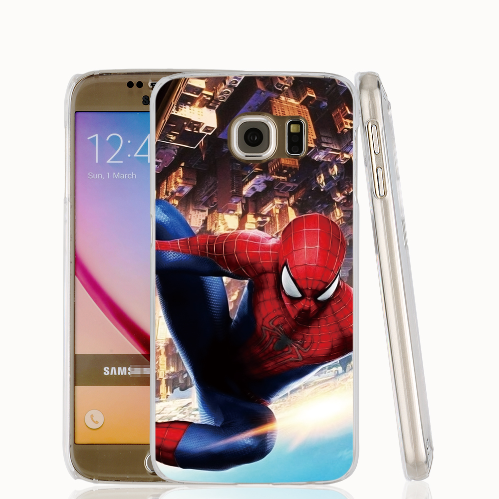17094 Comics Super Hero <font><b>Spider</b></font> <font><b>Man</b></font> Movie cell phone protective <font><b>case</b></font> cover for <font><b>Samsung</b></font> <font><b>Galaxy</b></font> A3 A5 A7 A8 A9 2016