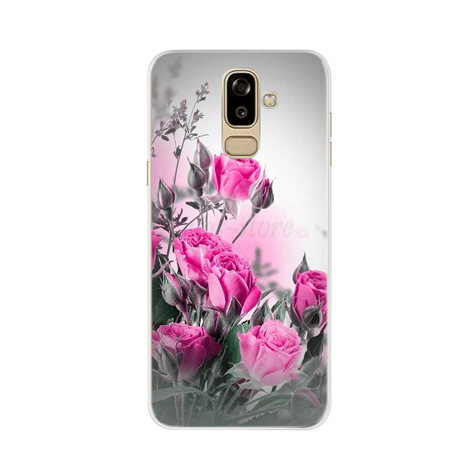 outlet store 0625f b96ec Case for Samsung Galaxy J8 2018 Case Cover j810 j810f sm-j810f 3D Silicone  Back Cover TPU Fundas for Samsung J8 2018 Phone Case