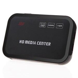 Full HD 1080P Media Player Cen