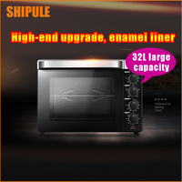 SHIPULE Commercial High-end upgrade  enamel liner  pizza oven  high efficiency pizza oven
