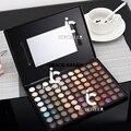 88 Cores Matte Shimmer Eye Shadow Palette de Maquiagem Cosméticos Naturais Smoky Neutro