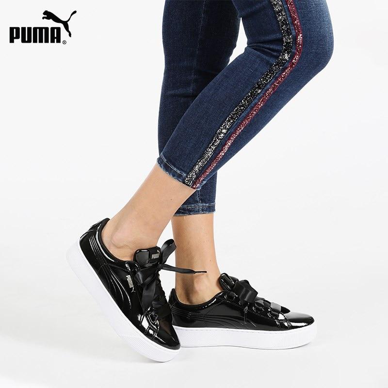 Vikky Platform Ribbon P-Sneakers With Platform