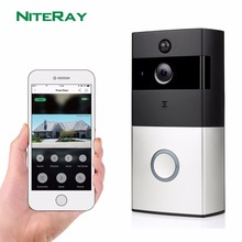 2018 Newest HD 720P Wifi Doorbell Camera Wireless Video Intercom Phone Control IP Door Phone Wireless Door bell IOS Android