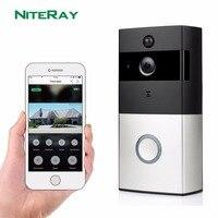 2018 Newest HD 720P Wifi Doorbell Camera Wireless Video Intercom Phone Control IP Door Phone Wireless