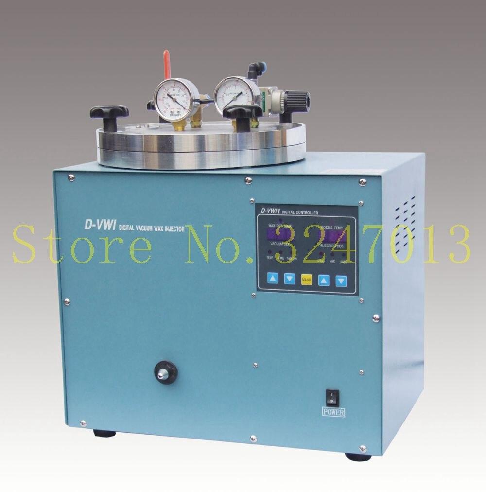 2L Vaccum Pump Automatic Vacuum Wax Injector Machine set for Casting wax mold