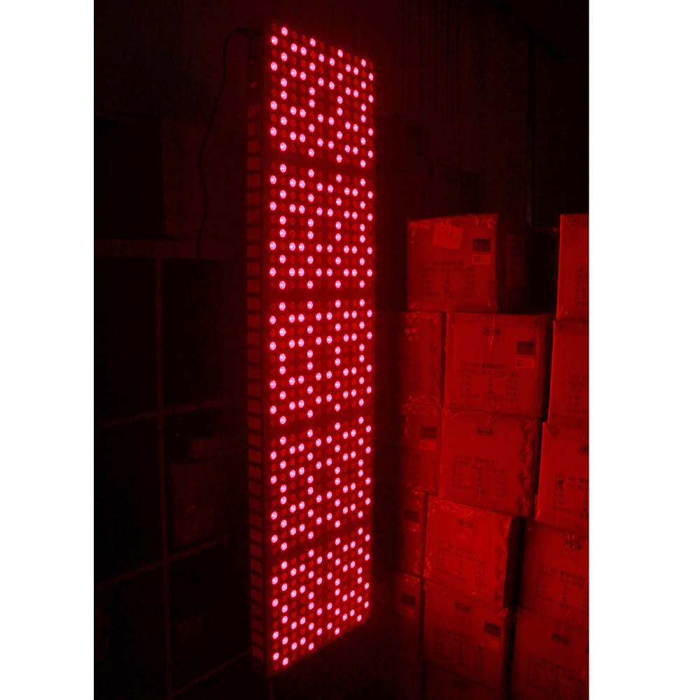 Whole body remote control infrared red light therapy panel TL1000 850nm 660nm led light therapy in LED Grow Lights from Lights Lighting