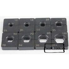 10-120мм2 гидравлический кабель обжимной инструмент штампы