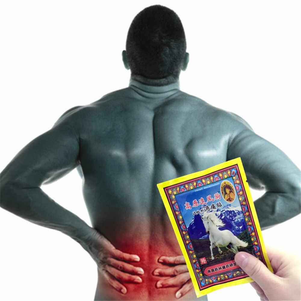 MIYUELENI magnétothérapie analgésique plâtres traitement douleur au genou analgésique chinois médical huile essentielle plâtre 8 pièces/sac