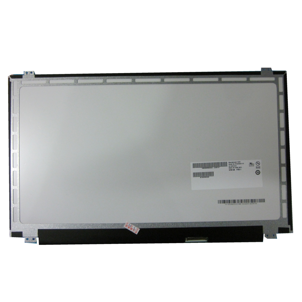 15.6'' Laptop lcd led screen slim matrix 40 pin LP156WHB-TLA1 LTN156AT30 <font><b>B156XW04</b></font> <font><b>V</b></font>.<font><b>5</b></font> B156XTN03.2 NT156WHM-N10 N156BGE-L41 LB1 image