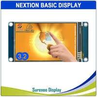 """3.2 """"NX4024T032 Nextion podstawowe HMI inteligentny USART szeregowy UART rezystancyjny ekran dotykowy moduł tft lcd panel wyświetlacza dla Arduino RaspBerry Pi"""