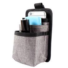 Bag Pocket Car-Accessories Storage-Phone Multi-Functional Air-Vent Hanging-Holder Oxford