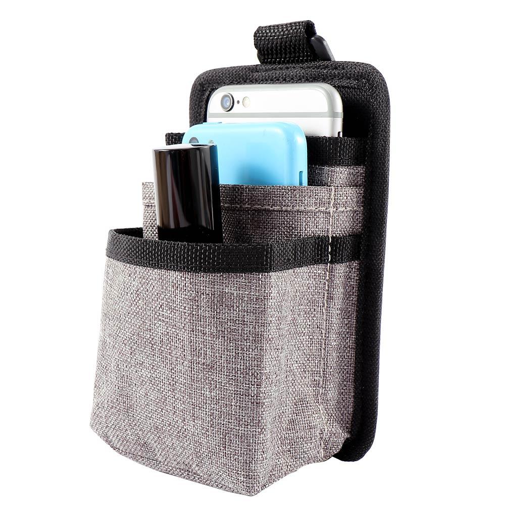 Multi-functional Car Organizer Bag Storage Phone Pocket Oxford Hanging Holder Outlet Air Vent Stowing Tidying Interior Accessori