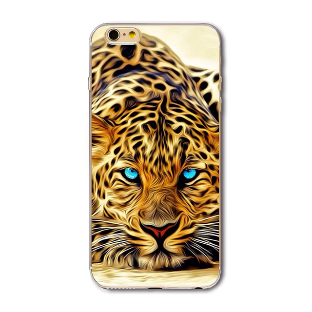 Big Cats Cases For Apple iPhone