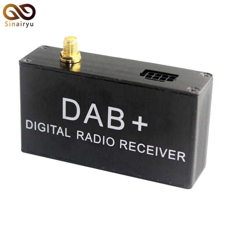 DAB+ DAB Box Digital Audio Broadcasting System Digital Radio Receiver Box For
