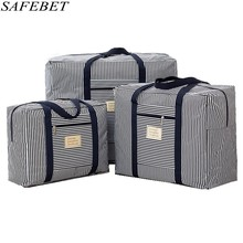 SAFEBET Brand Women Travel Bags Hand Luggage Bag Organizer Portable Large Capacity Waterproof Mens Suitcase Trolley Bags