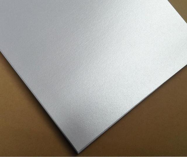 0401 250gsm A4 Taille Perle Carte De Visite Papier Glace Blanc