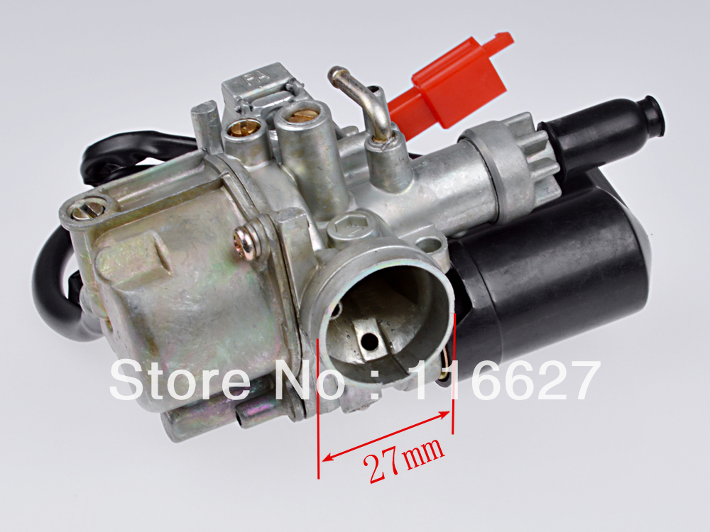 17mm Carb Carburetor for Honda 50 50cc Dio 24 30 Tact 50 Scooter 2 Stroke