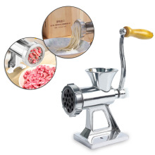 цена High Quality Multifunction Meat Grinder Stainless Steel Cooking Machine Mincer Sausage Machine Noodles Grinding Food Processs в интернет-магазинах