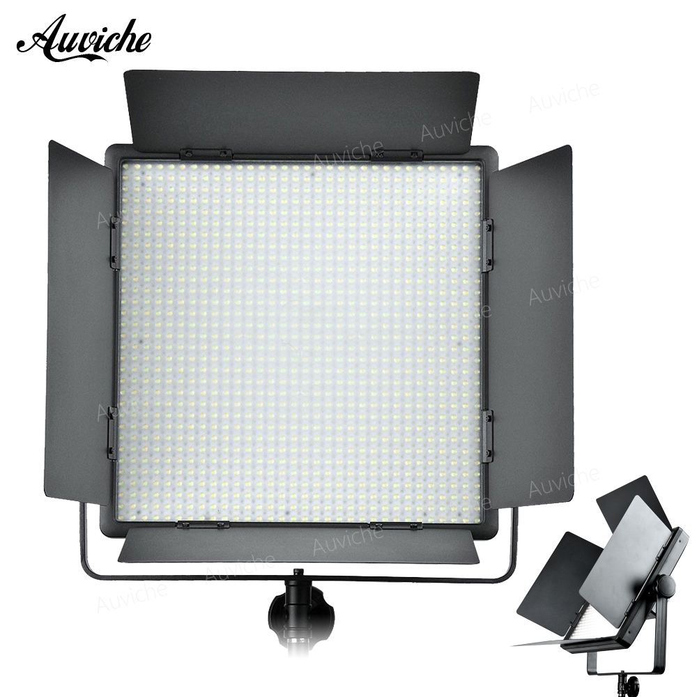 Godox LED1000C Bi-color 3300-5600k Studio LED Video Light Fill light Photo LED Light  with Remote Control for Studio Video