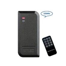 125 KHZ העצמאי RFID כרטיס דלת שער בקרת גישה מערכת קורא בקר IP66 עמיד למים