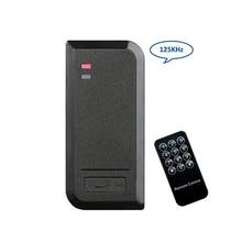 125 KHZ Standalone RFID Thẻ Cửa Kiểm Soát Truy Cập Cửa Hệ Thống Điều Khiển Đầu Đọc IP66 Không Thấm Nước